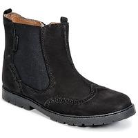 鞋子 儿童 短筒靴 Start Rite DIGBY 黑色