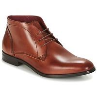 鞋子 男士 短筒靴 Carlington 卡爾頓 MANNY 棕色