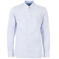衣服 男士 长袖衬衫 Tommy Hilfiger DUNFORD STP NFC2 蓝色