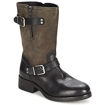 鞋子 女士 都市靴 Koah JUNE 黑色