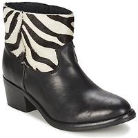 鞋子 女士 短筒靴 Koah ELEANOR 黑色