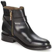 鞋子 女士 短筒靴 Koah LINSY 黑色 / 黑色