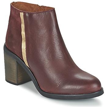 鞋子 女士 短靴 Casual Attitude FELICITA Bordeauxx