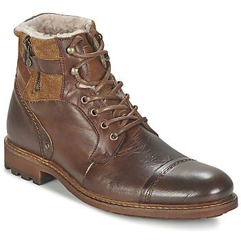 鞋子 男士 短筒靴 Casual Attitude FIRDAOUS 棕色