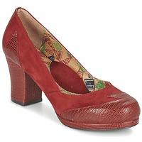 鞋子 女士 高跟鞋 Miss L'Fire ADDIE 红色