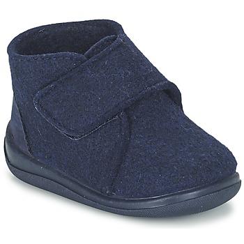鞋子 兒童 拖鞋 Citrouille et Compagnie FELINDRA 藍色