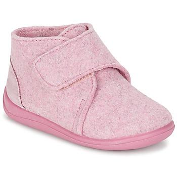 鞋子 女孩 拖鞋 Citrouille et Compagnie FELINDRA 玫瑰色