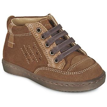 鞋子 男孩 短筒靴 Citrouille et Compagnie FIMOULA 棕色