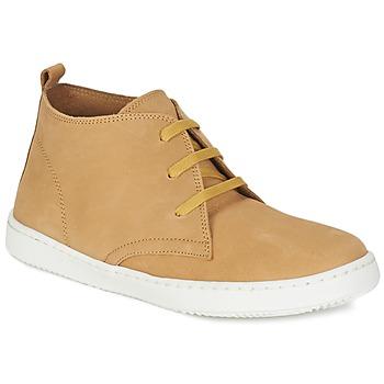 鞋子 男孩 短筒靴 Citrouille et Compagnie FANTASIO 黄色