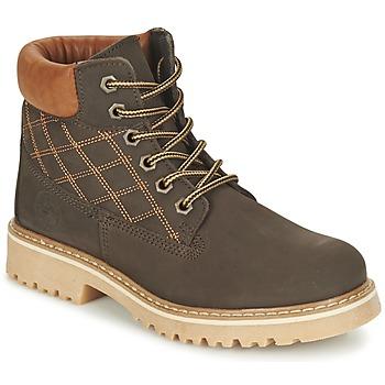 鞋子 男孩 短筒靴 Citrouille et Compagnie FINALO 棕色