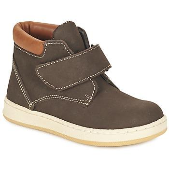 鞋子 男孩 短筒靴 Citrouille et Compagnie FREMOULI 棕色