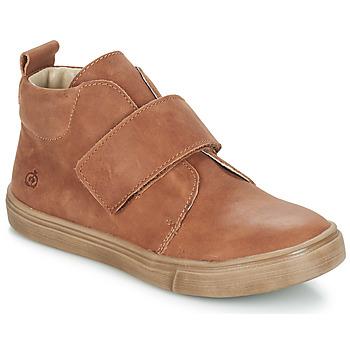 鞋子 男孩 短筒靴 Citrouille et Compagnie FOJAMO 駝色