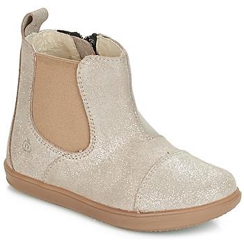 鞋子 女孩 短筒靴 Citrouille et Compagnie FEPOL 銀灰色