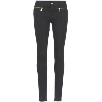 衣服 女士 多口袋裤子 Versace Jeans TOLKALA 黑色