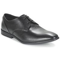 鞋子 男士 德比 Clarks 其乐 BAMPTON LACE 黑色