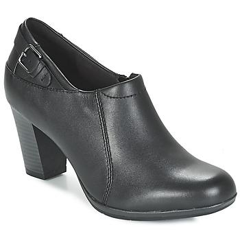鞋子 女士 短靴 Clarks 其乐 Brynn Harper 黑色