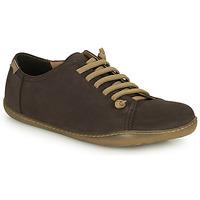 鞋子 男士 德比 Camper 看步 PEU CAMI 棕色