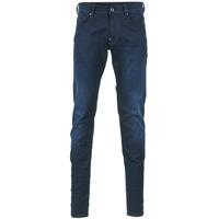 衣服 男士 牛仔铅笔裤 G-Star Raw REVEND SUPER SLIM 紫兰色