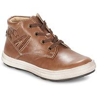 鞋子 男孩 高帮鞋 GBB NINO 棕色