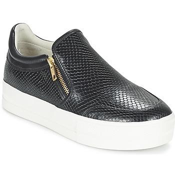 鞋子 女士 平底鞋 Ash 艾熙 JORDY 黑色
