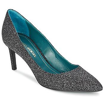 鞋子 女士 高跟鞋 Sonia Rykiel 索尼亚·里基尔 677620 黑色 / 金色