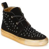 鞋子 女士 高帮鞋 Sonia Rykiel 索尼亚·里基尔 670183 黑色