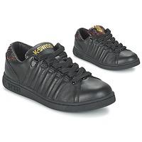 鞋子 女士 球鞋基本款 K-Swiss 盖世威 LOZAN TONGUE TWISTER 黑色 / 金色