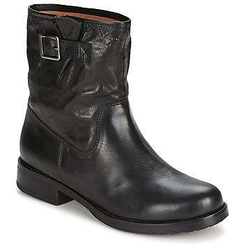 鞋子 女士 短筒靴 Espace ONAGRE 黑色
