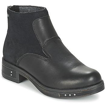 鞋子 女士 短靴 Caterpillar ZOE 黑色