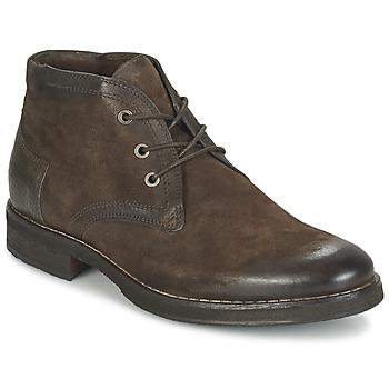 鞋子 男士 短靴 Mjus GIO 灰褐色