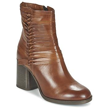 鞋子 女士 短靴 Mjus TUJA 驼色