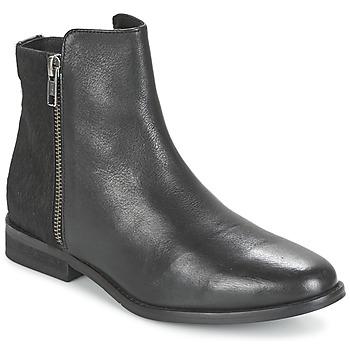 鞋子 女士 短筒靴 Maruti PIXIE 黑色