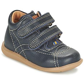 鞋子 男孩 短筒靴 Kavat VANSBRO EP 蓝色