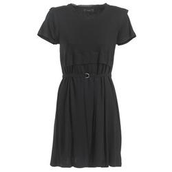 衣服 女士 短裙 Diesel 迪赛尔 D LETO 黑色