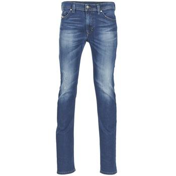 衣服 男士 紧身牛仔裤 Diesel 迪赛尔 THAVAR 蓝色 / 0853U