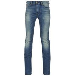 衣服 男士 紧身牛仔裤 Diesel 迪赛尔 THAVAR NE 蓝色 / 857X