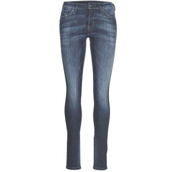 衣服 女士 紧身牛仔裤 Diesel 迪赛尔 SKINZEE 蓝色 / 0856G