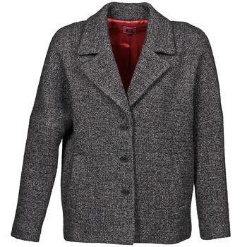 衣服 女士 大衣 Bensimon NOLA 灰色
