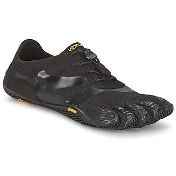 鞋子 女士 跑鞋 Vibram Fivefingers五指鞋 KSO EVO 黑色