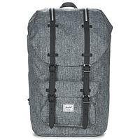 包 雙肩包 Herschel LITTLE AMERICA 灰色