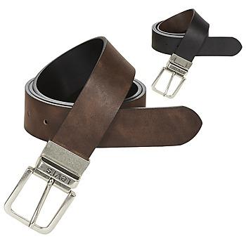纺织配件 男士 腰带 Levi's 李维斯 REVERSIBLE CORE 黑色 / 棕色