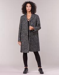 衣服 女士 大衣 Love Moschino MANSOI 灰色