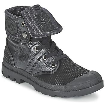 鞋子 女士 短筒靴 Palladium 帕拉丁 BAGGY GL 黑色
