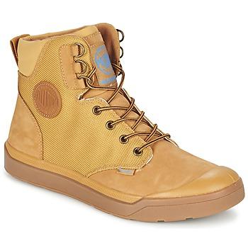 鞋子 男士 短筒靴 Palladium 帕拉丁 PALLARUE WP MIEL