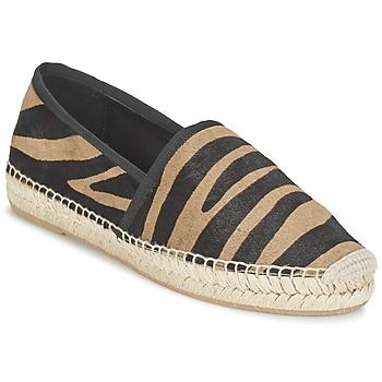 鞋子 女士 帆布便鞋 Marc Jacobs SIENNA 黑色 / 驼色