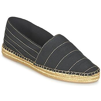 鞋子 女士 帆布便鞋 Marc Jacobs SIENNA 黑色 / 金色