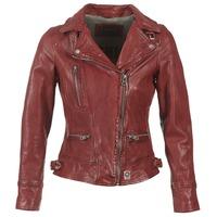 衣服 女士 皮夾克/ 人造皮革夾克 Oakwood VIDEO 紅色