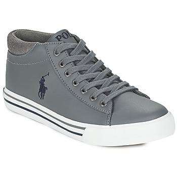 鞋子 男孩 高帮鞋 Ralph Lauren HARRISON MID 灰色