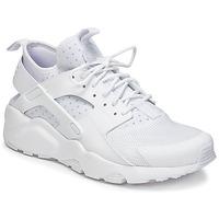鞋子 男士 球鞋基本款 Nike 耐克 AIR HUARACHE RUN ULTRA 白色
