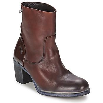 鞋子 女士 短靴 BKR LOLA 棕色